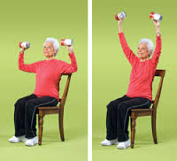 "soup cans ""Home Gym"" for Senior Citizens"