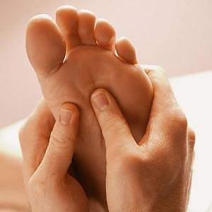 reflexology Types of Massage Therapy at SSOR