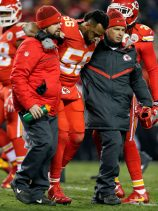 DJ KC Chiefs Derrick Johnson Injury