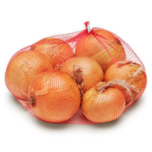 onions 300x300 Household Items That Sub for Weights