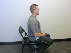 Knees below hips 300x225 Sitting Posture Tips