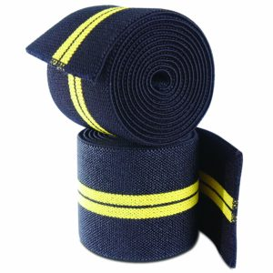 knee wraps 300x300 Blood Flow Restriction Training