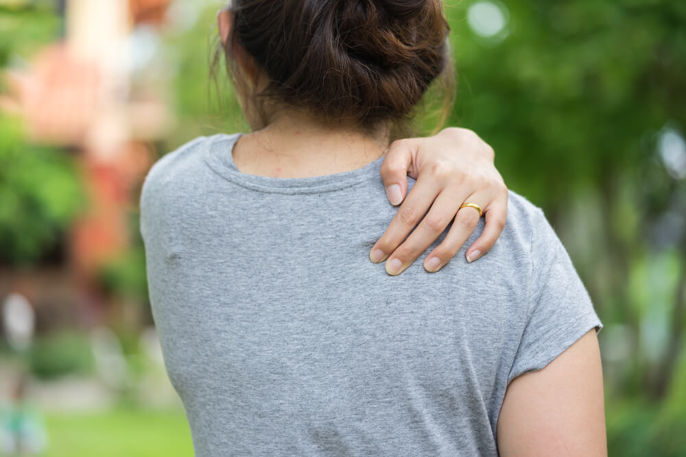 shoulder pain overland park kansas