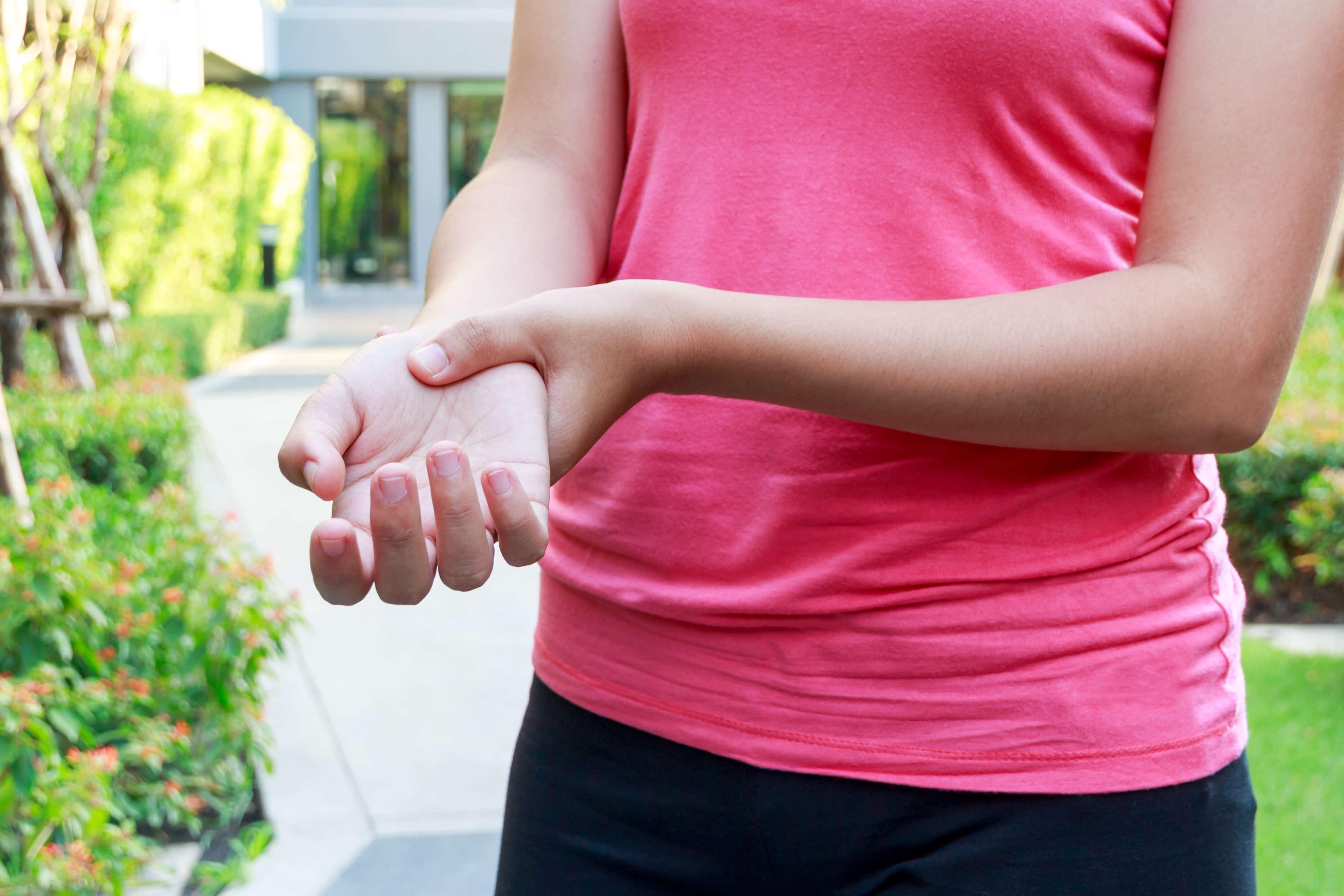Treating Hand Pain