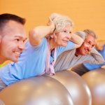 Balance Training for Seniors