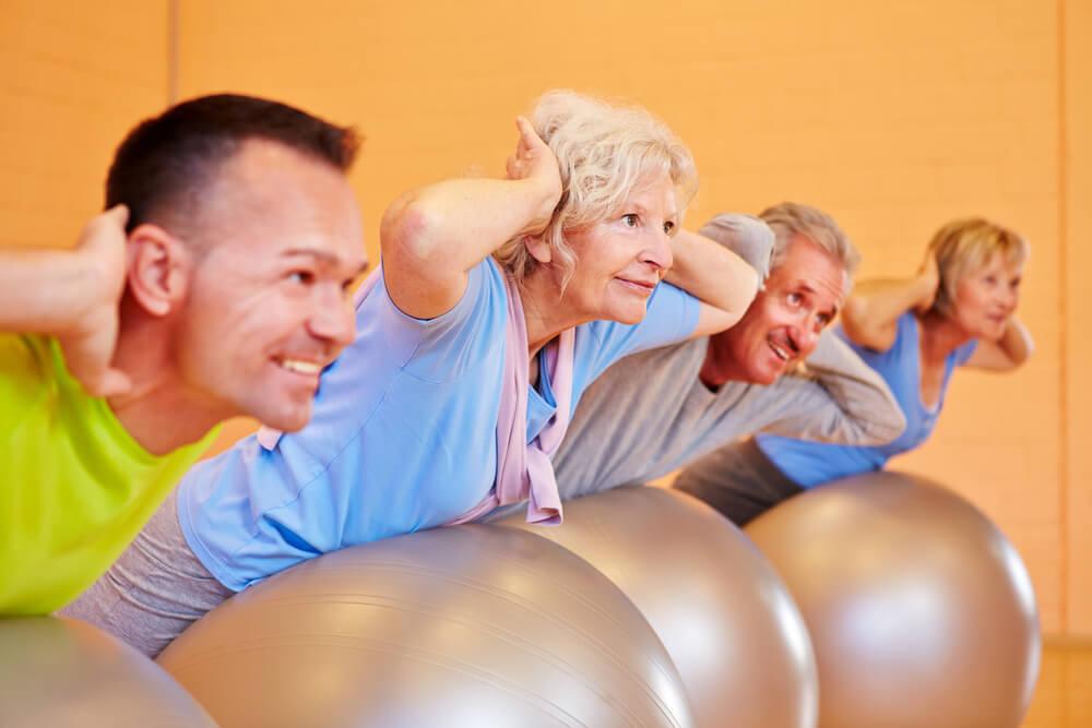 Balance Training for Seniors